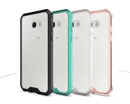 Для Samsung A3 2017 Чехол Ultra Clear Anti Knock ТПУ Чехол Для Samsung A5 2017, J3 2017, J5 2017, A7 2017 Прозрачный воздушный гибрид Задняя крышка от