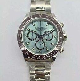 Wholesale Amazing Ceramics - chronograph working and ceramic bezel sapphire JF best version top grade men watch wristwatch nice amazing