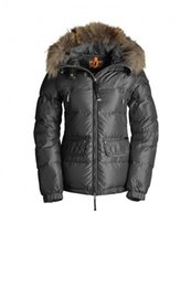 Wholesale Woman Copy - 2017 With wholesale price Top Copy parajumpers Women's Alaska down Jacket Hoodies Fur Fashionable Winter Coats Warm Parka Free Shipping