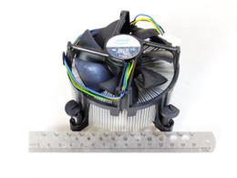 Wholesale intel cpu board - New Original for Intel LGA1366 CPU i7 copper core radiator X58 main board server fan temperature control