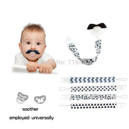 Wholesale Pacifier Rings - Wholesale-Instagram Pacifier Clip Modern Great Pacifier Teething Ring Holder Dummy Holder Soother Chain Drop-resistant Stroller Strap