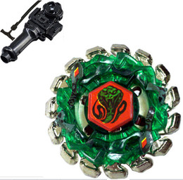 Wholesale Beyblade Hell - Wholesale- Serpent SW145SD BB-69 Metal Fusion 4D Box Set Beyblade 2 Launchers beyblade-launchers peonza juguete hell kerbecs