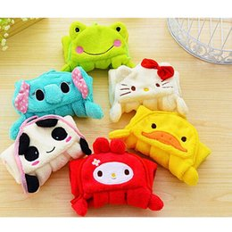 Wholesale Bathroom Baby - Best Sale Towel Cute Animal Microfiber Kids Children Absorbent Hand Dry Towel Lovely Towel For Kitchen Bathroom Use Hand towels