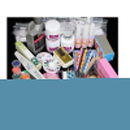 Wholesale Gel Nail Supplies Kit - Wholesale- Nail Art Salon Supplies Kit Tool UV Gel Nail Polish DIY Makeup Full Set Manicure Set Acrylic