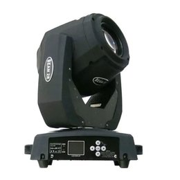 Wholesale Sharpy Moving Head Light - Hot 2pcs lot moving head 120w 2r sharpy beam moving head dmx stage light for show
