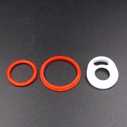 Selos de anel para atomizadores on-line-Silicone O Anel Fit TFV12 Tanque de Vedação O-rings Substituição Orings Set Para TFV12 Atomizador Melhor Preço DHL Livre