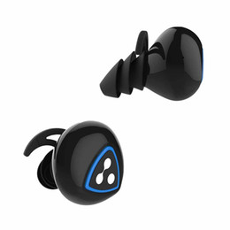 Wholesale Headset New Version - New Original Syllable D900S update version Wireless Bluetooth 4.1 For Running Sports Earphone Double-ear Headphone Headset with MIC