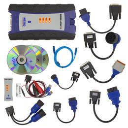 Wholesale Nexiq Bluetooth - Newest High Quality Nexiq-2 USB Link Auto Heavy Duty Truck Nexiq 2 without Bluetooth Diagnostic Tool USB Link