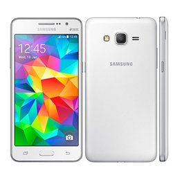 Wholesale Cellphone Inches - Refurbished Unlocked Cell Phone Original Samsung Galaxy Grand Prime G530 G530H Ouad Core 1G 8G Dual Sim 5.0 Inch smarrtphone