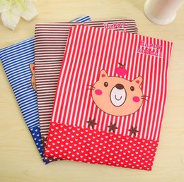 Wholesale Order Mixed Kitchen - Best gift Autumn and winter cartoon bear wave point fashion kitchen home chopped antifreeze apron A002 mix order as your needs