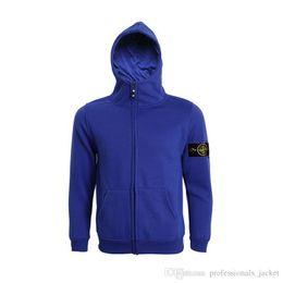 Wholesale Solid Color Hooded Cardigans - hot sale 2015 spring new arrival mens island cardigan hoodies sweatshirt casual cotton sportswear mens stone jacket hoody plus S-3XL