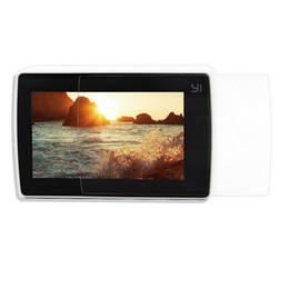 Los protectores de pantalla de la cámara del deporte de Xiao yi protegen la película de la pantalla para la cámara de la acción de los deportes de Xiaomi Yi II 4k desde fabricantes