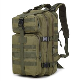 Wholesale Body Increase - increase 3P attack tactical backpack fans outdoor backpack backpack waterproof CS camouflage package 35L