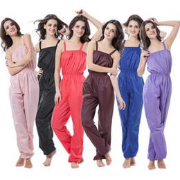 Großhandels-Aerobic Kleidung Abnehmen Anzug Abnehmen Hosen Sauna Service Sauna Anzug Frauen Sauna Hosen Sportwear MLXL2XL3XL von Fabrikanten