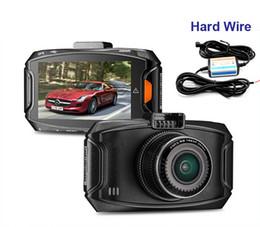 Wholesale Gps Tracker Hard Wired - car dvr Original GS90C Ambarella A7LA70 5MP FHD Car Dash Camera GPS DVR 2.7inch G-sensor +Hard Wire