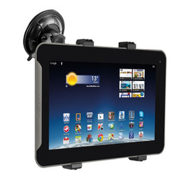 Wholesale Car Inch Gps Holder - Wholesale- Car Windshield Stand for Medion Lifetab E7312 Universal 7-10 inch Tablet PC Holder Rotating 360 Degree Support GPS