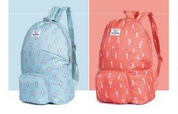 Wholesale Students Bags Woman Laptop - fresh Canvas Women Backpack big girl student book bag with purse laptop Candy colors high quality ladies school bag for teenager
