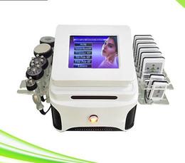 Wholesale Liposuction Machine Price - vacuum liposuction ultrasonic cavitation slimming weight loss cavitation rf lifting face and body ultrasonic cavitation machine price