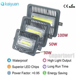 Wholesale Energy Saving Spotlight Lamp - Newest LED FloodLights 30W 50W 100W 150w AC85-265V LED Spotlight IP66 Waterproof Energy Saving led Flood light lighting projecteur lamp