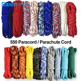 "Wholesale Big Parachute - 550 Paracord   Parachute Cord, 103 Continuous Feet, 620 lb. Breaking Strength - Authentic MIL-C-5040, Type III, 7 Strand, 5 32"" (4mm) Diamet"