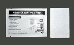 Wholesale Magnetic Cleaning - 100 PCS Credit Card MSR Head Cleaner Cleaning Card for Magnetic Stripe Reader NEW