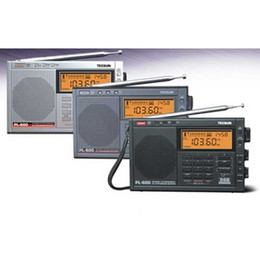 Wholesale Tuning Pl - Wholesale-In Stock! Original TECSUN PL-600 Digital Tuning Full-Band FM MW SW-SBB PLL SYNTHESIZED Stereo Radio Receiver PL600rqdio