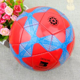 Wholesale Mini Toy Train - High Quality New Size 3 Football Ball PVC Training Mini Soccer Ball Kid Toys