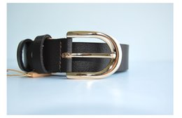 Wholesale Wholesale Quality Leather Belts - New fashion ladies belt luxury style boutique buckle buckle leather belt fashion accessories free shipping high quality