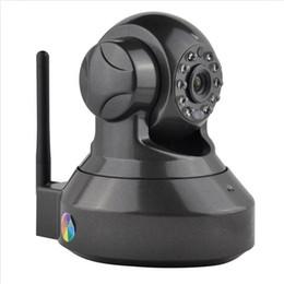 Wholesale Home Security Wi Fi - 720P IP CAMERA 1.0MP wireless camera wifi indoor IR-Cut Pan Tilt 2 way audio Motion Alarm P2P home security camera CCTV webcam