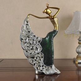 L'amante del biglietto di S. Valentino che balla la figurina ornamenti il mestiere di arte resinico decorativo per la resina all'ingrosso / mestieri / le decorazioni / continentale / la decorazione domestica / creazioni da danza figurine all'ingrosso fornitori