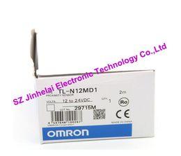 100% Novo e original TL-N12MD1 OMRON interruptor de Proximidade, sensor de proximidade 2 M 12-24VDC de Fornecedores de sensores de proximidade omron
