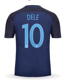 Wholesale football uk - wholesale 2017 new Thai Quality uk soccer jersey,10 Dele Rooney 20 Lallana 19 Rashford football jerseys Wear TOPS,mens Training Soccer Wear