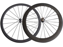 Wholesale Straight Pull Spokes - Super light Straight pull 38mm front and 60mm tubular bicycle wheels powerway R36 carbon hub Road Bike Wheel CN pillar 1432 spoke New