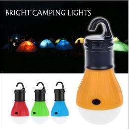 Canada Lampe de camping en plein air tente lampe torche suspendue plat LED mode de lumière lanterne réglable batterie AAA en plastique ABS Offre