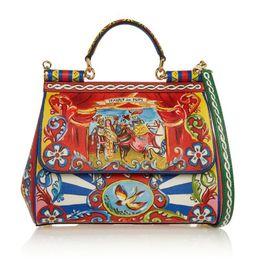 Wholesale Baguette Diamonds - New bolsa feminina luxury handbags women bags designer sac a main femme de marque luxe cuir 2017 women leather handbags