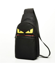 Wholesale Crossbody Bags Men - Men Bags Casual Travel Bolas Masculina Women's Messenger Bag Nylon Canvas Waist Crossbody Shoulder Bag High Quality BA201