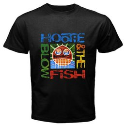 Wholesale Cracked T Shirts - Hootie and The Blowfish *Cracked Rear View Rock Legend Black T-Shirt Size S-3XL