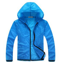Wholesale Uv Protective Coatings - Wholesale- 2017 Thin Air Is Prevented Bask In Clothes Long Sleeve Coat Uv Skin Dust Coat Sun-protective Clothing In The Summer Of Lovers