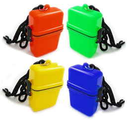 Wholesale Plastic Key Box - ABS Outdoor Waterproof Plastic Container Key Money Storage Box Case Holder F00062