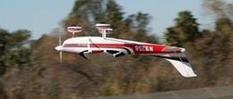 Wholesale Cessna Rc Planes - Wholesale- RC plane toy Cessna 182 epo PNP