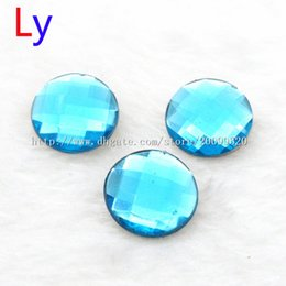 Wholesale High Quality Silver European Charms - Hot High quality 18mm Metal Snap Button Charm Lake blue Rhinestone Styles Button rivca Snaps Jewelry NOOSA chunks NR0043