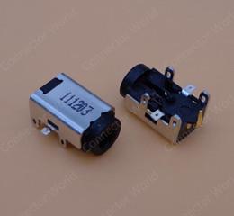 Wholesale Dc Power Jack Series - 50pcs lot original New Laptop DC POWER JACK Socket Connector for Asus eee PC 1001PXD 1015PEM 1015PW 1215B 1018P 1215N series
