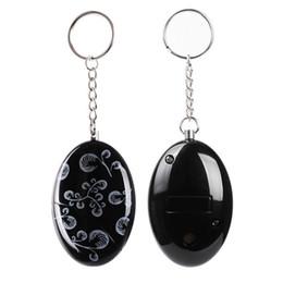 Wholesale Elderly Sos - 120 dB SOS Emergency Personal Alarm Keychain Self Defense for Elderly Kids Women Adventurer Night Workers Anti-theft Alarm Policeman Recomme