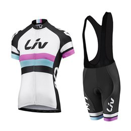 liv cycling jerseys Coupons - 2017 liv cycling jersey gel bib shorts Ropa Ciclismo breathable pro mtb bike sportswear womens summer bicycle Maillot Culotte C2505