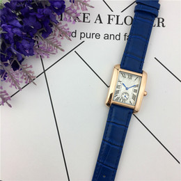 Wholesale Sexy Watches - A piece lot Fashion Luxury Women man Leather Watch Stainless Steel Leather Sexy Lady Watch High Quality Famous Brand Gift free shipping