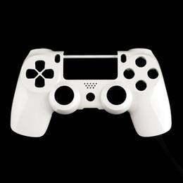 blu ray original Desconto Caso de escudo de habitação frontal para PlayStation 4 para PS4 controlador 4