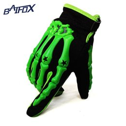 Wholesale Mens Sports Gloves - Wholesale- Goofit New Mens Outdoor Sports GLOVES Full Finger Motorcycle Gloves No-Slip Cycling driving Gloves CE-04