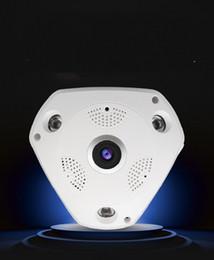 2017 Sıcak Monitör Kamera HD 960 P 360 derece Kablosuz IP Kameralar Gece Görüş Wifi Kameralar IP Ağ Kamera CCTV ev güvenlik Kamera nereden
