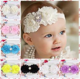 Продажа Европа и в дети волос группа США, новая изношенных сожгли Перл с алмазной буровой ремень, держатель младенца, 12 цветов от Поставщики спортивные наушники bluetooth