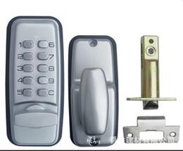 Wholesale Door Factory - 110js The New Mechanical Password Door Code Lock Waterproof Fire Protection Zinc Alloy Combination Locks Sturdy Safety Factory Direct